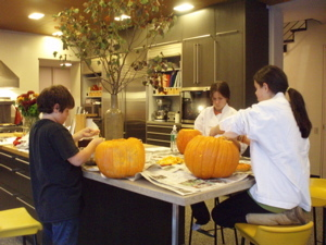 Carving_pumpkins