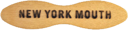 New York Mouth logo